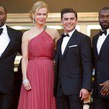 Nicole Kidman y Zac Efron en el Festival de Cannes 2012