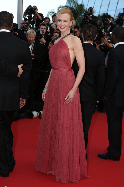 Nicole Kidman presenta 'The Paperboy' en el Festival de Cannes 2012