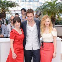 Robert Pattinson presenta 'Cosmópolis' en el Festival de Cannes 2012