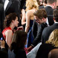 Kristen Stewart y Robert Pattinson en el Festival de Cannes 2012