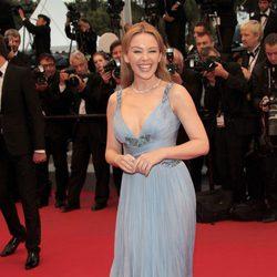Kylie Minogue en el Festival de Cannes 2012