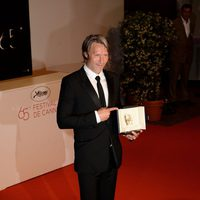 Mads Mikkelsen en el Festival de Cannes 2012