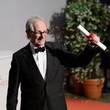 Ken Loach en el Festival de Cannes 2012