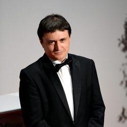 Cristian Mungiu en el Festival de Cannes 2012
