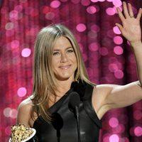 Jennifer Aniston, premio a la mejor villana en los MTV Movie Awards 2012