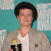 Josh Hutcherson, mejor actor en los MTV Movie Awards 2012