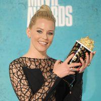 Elizabeth Banks, premio a la mejor trasnformación en los MTV Movie Awards