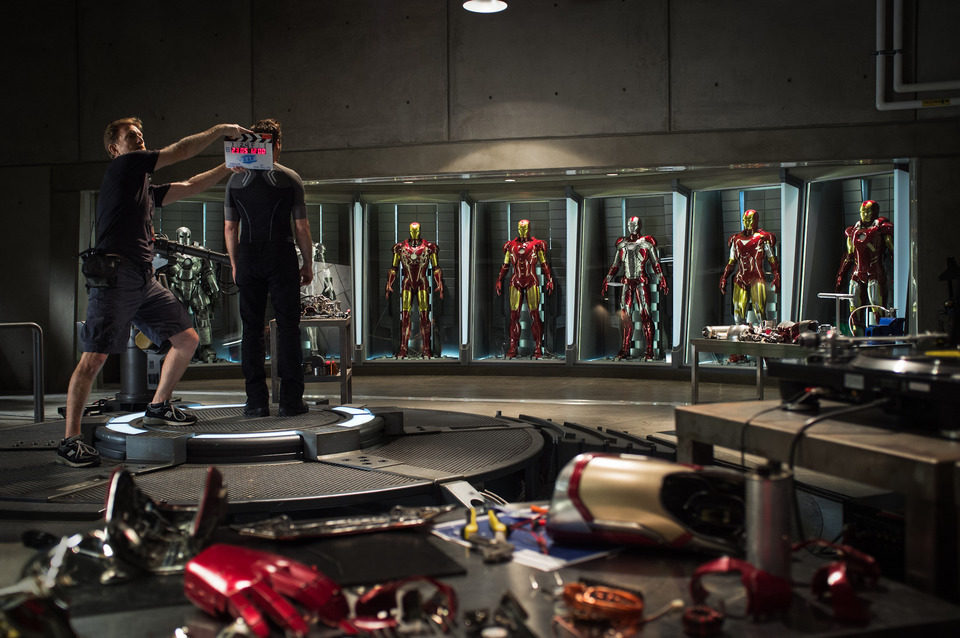 Iron Man 3, fotograma 1 de 24