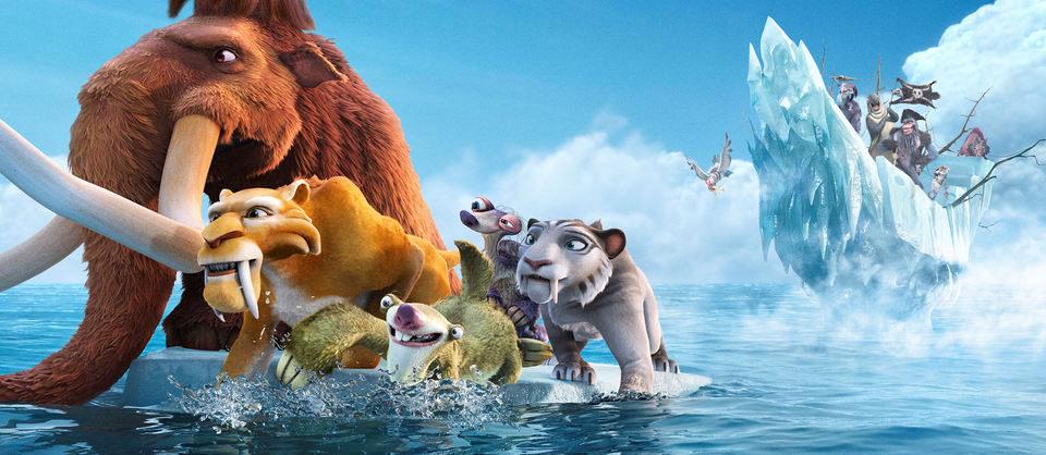Ice Age 4: La formación de los continentes, fotograma 4 de 4