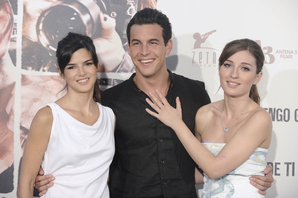 Clara Lago, Mario Casas y María Valverde presentan 'Tengo ganas de ti'