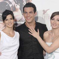 Mario Casas, Clara Lago y María Valverde presentan 'Tengo ganas de ti'