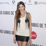 Úrsula Corberó en la premiére de 'Tengo ganas de ti' en Madrid