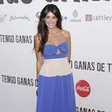 Noelia López en la premiére de 'Tengo ganas de ti' en Madrid