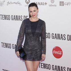 Natalia Verbeke en la premiére de 'Tengo ganas de ti' en Madrid