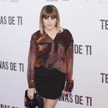 Angy en la premiére de 'Tengo ganas de ti' en Madrid