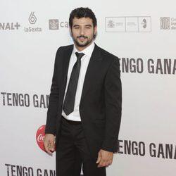 Antonio Velazquez en la premiére de 'Tengo ganas de ti' en Madrid