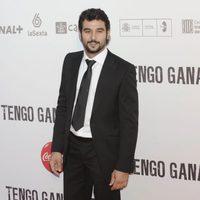 Premiére de 'Tengo ganas de ti' en Madrid