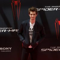 Andrew Garfield presenta 'The Amazing Spider-Man' en Madrid