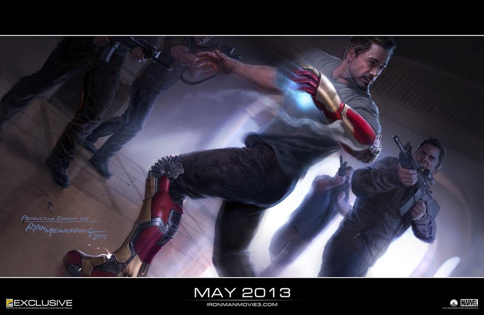 Iron Man 3, fotograma 2 de 24