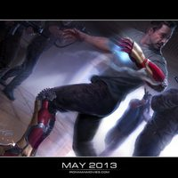 Concept Art de 'Iron Man 3'