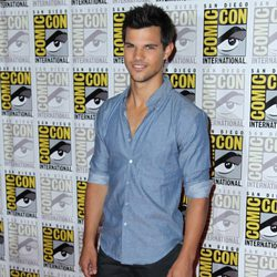 Taylor Lautner en la Comic-Con