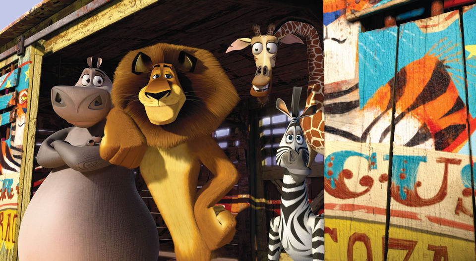 Madagascar 3: De marcha por Europa, fotograma 28 de 28