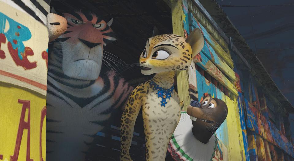 Madagascar 3: De marcha por Europa, fotograma 26 de 28
