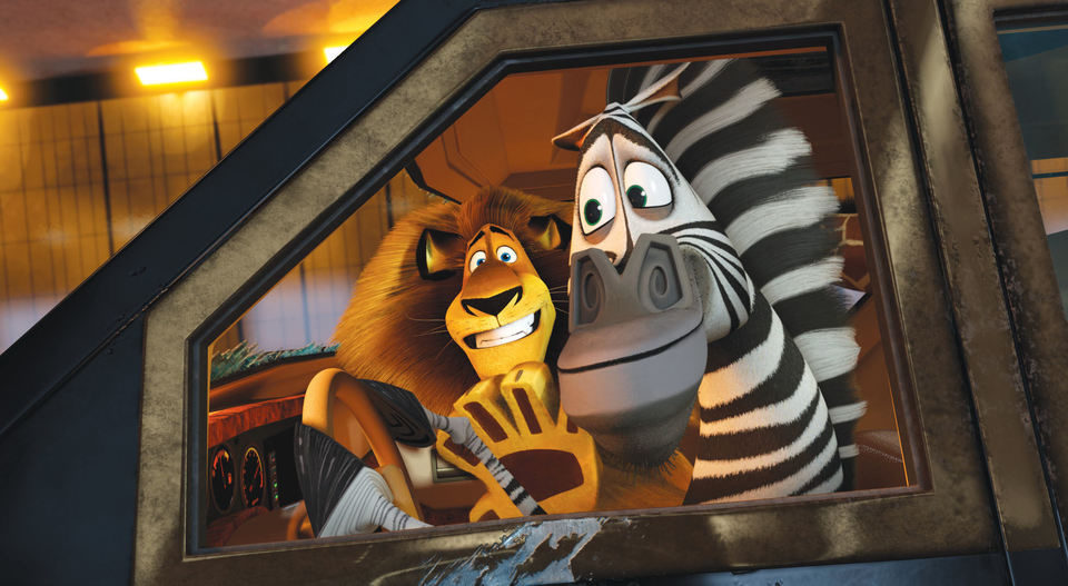Madagascar 3: De marcha por Europa, fotograma 4 de 28