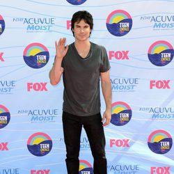 Ian Somerhalder en los Teen Choice Awards 2012
