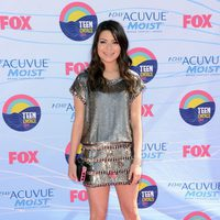 Miranda Cosgrove en los Teen Choice Awards 2012