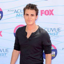 Paul Wesley en los Teen Choice Awards 2012
