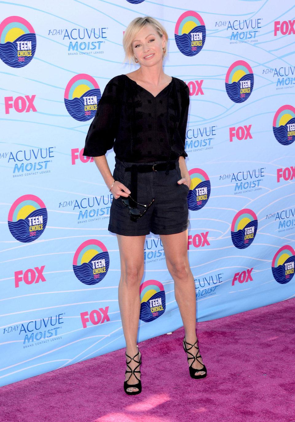 Portia de Rossi en los Teen Choice Awards 2012