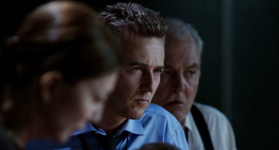 Edward Norton como Byer en 'El legado de Bourne'