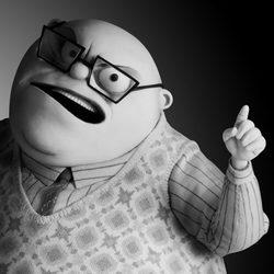 Alcalde Burgemeister, de 'Frankenweenie'