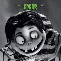 Póster de Edgar, de 'Frankenweenie'
