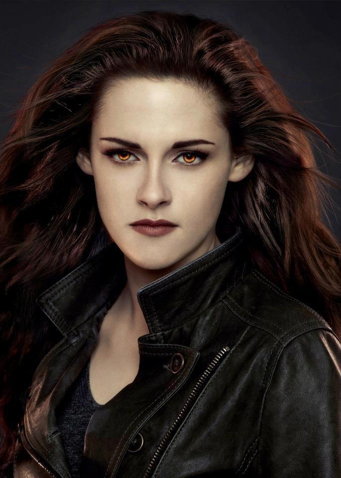 Kristen Stewart es Bella en 'Amanecer: Parte 2'