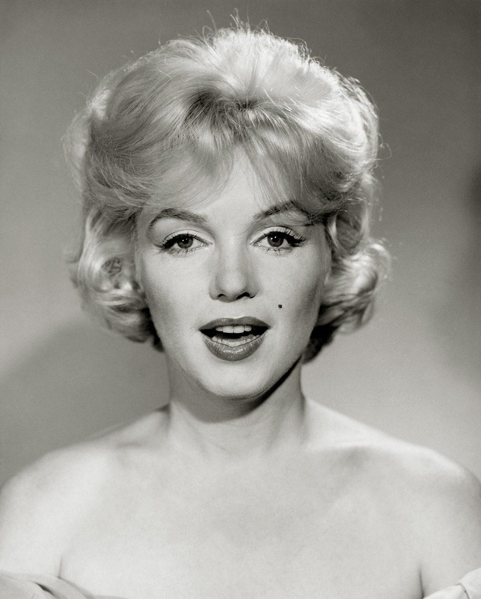 3aba1a0b1 Marilyn Monroe a principios de los años 60 - Galería de Fotos en ...