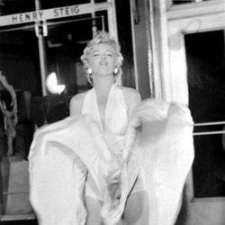 Marilyn Monroe en 'La tentación vive arriba'