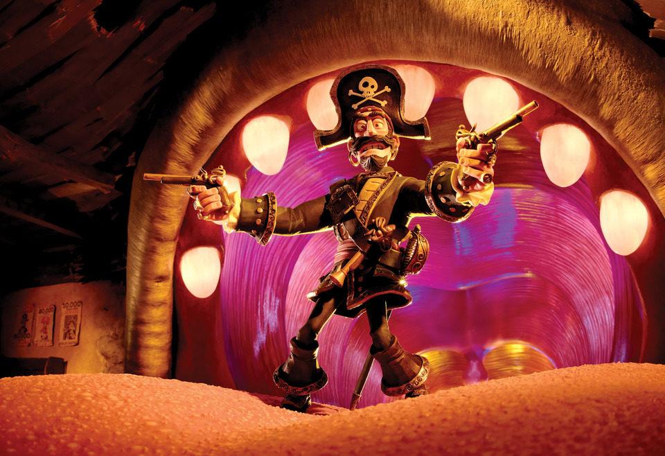 ¡Piratas!, fotograma 5 de 5