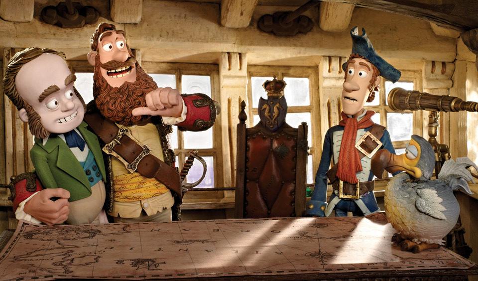 ¡Piratas!, fotograma 3 de 5