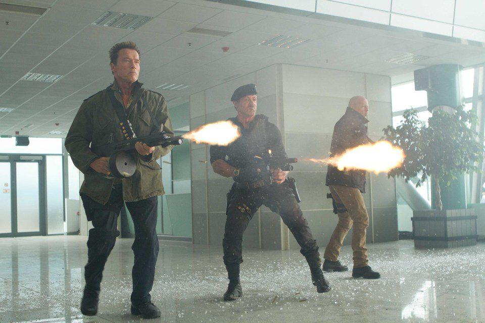 Los mercenarios 2, fotograma 15 de 15