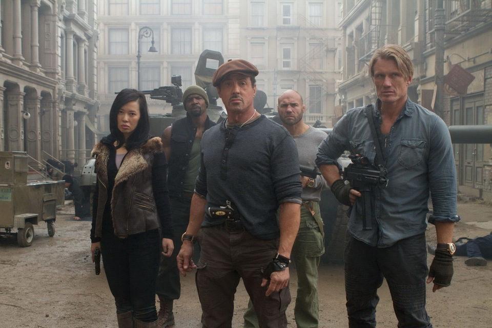 Los mercenarios 2, fotograma 6 de 15