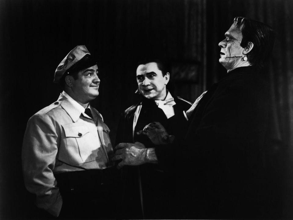 Abbott y Costello contra los fantasmas, fotograma 4 de 10