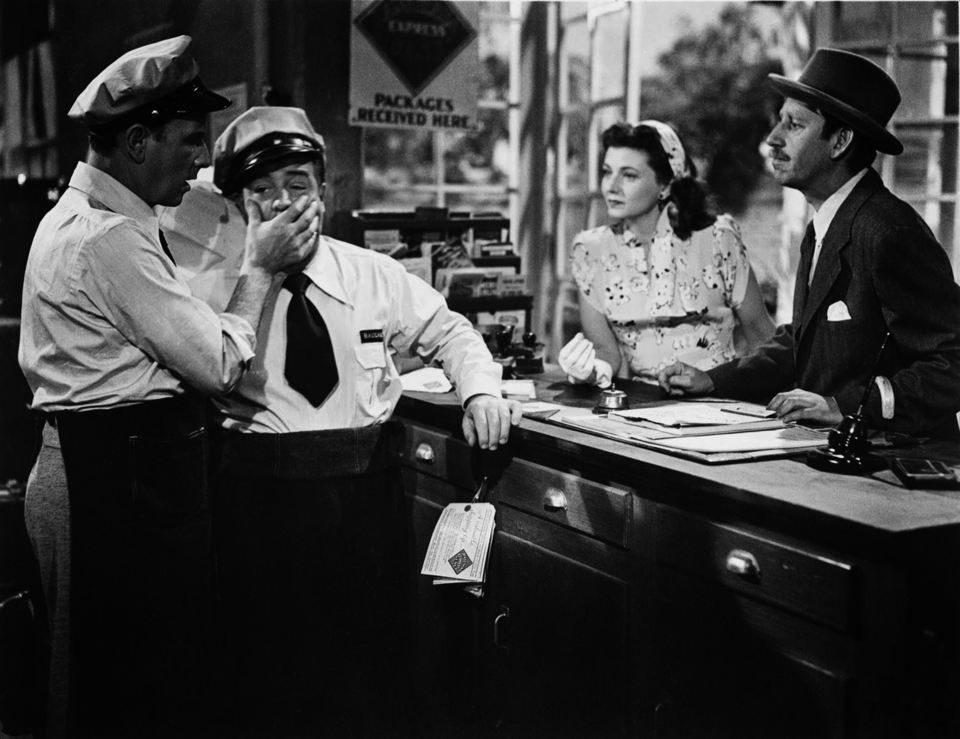 Abbott y Costello contra los fantasmas, fotograma 2 de 10