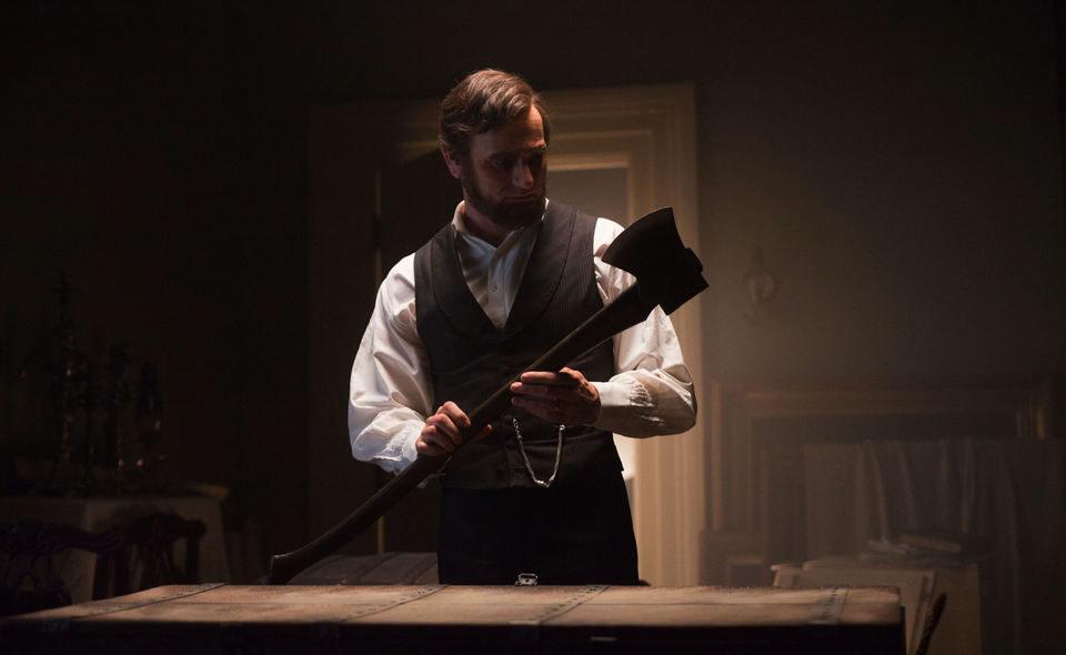 Abraham Lincoln: Cazador de vampiros, fotograma 12 de 13