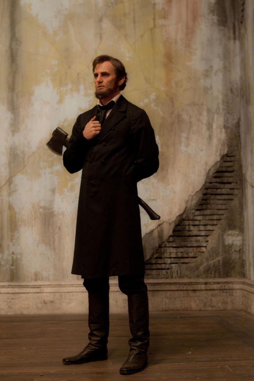 Abraham Lincoln: Cazador de vampiros, fotograma 11 de 13