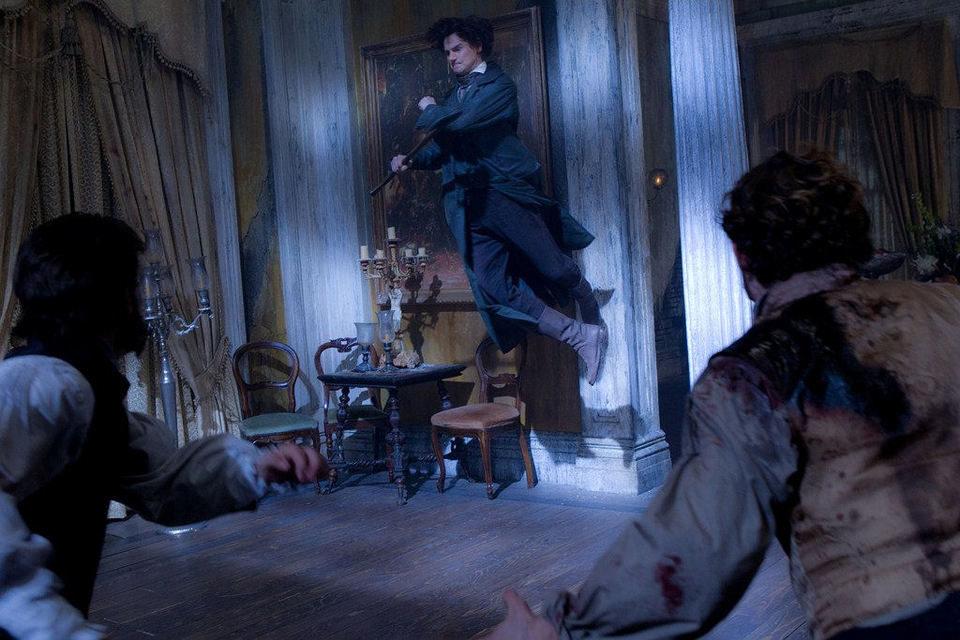 Abraham Lincoln: Cazador de vampiros, fotograma 8 de 13