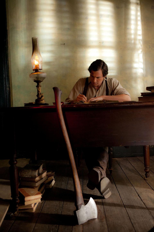 Abraham Lincoln: Cazador de vampiros, fotograma 2 de 13