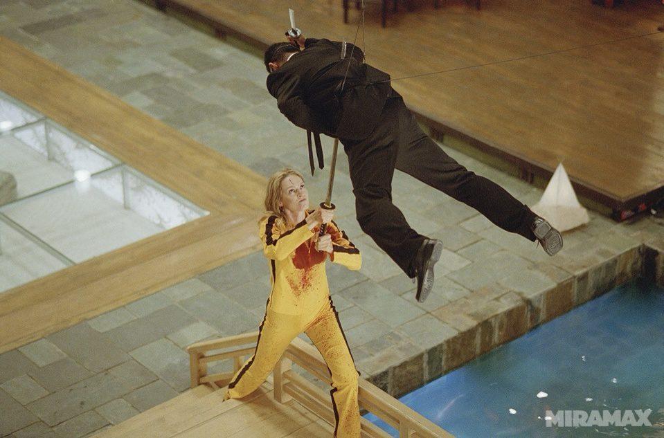 Kill Bill: Vol. 1, fotograma 8 de 9