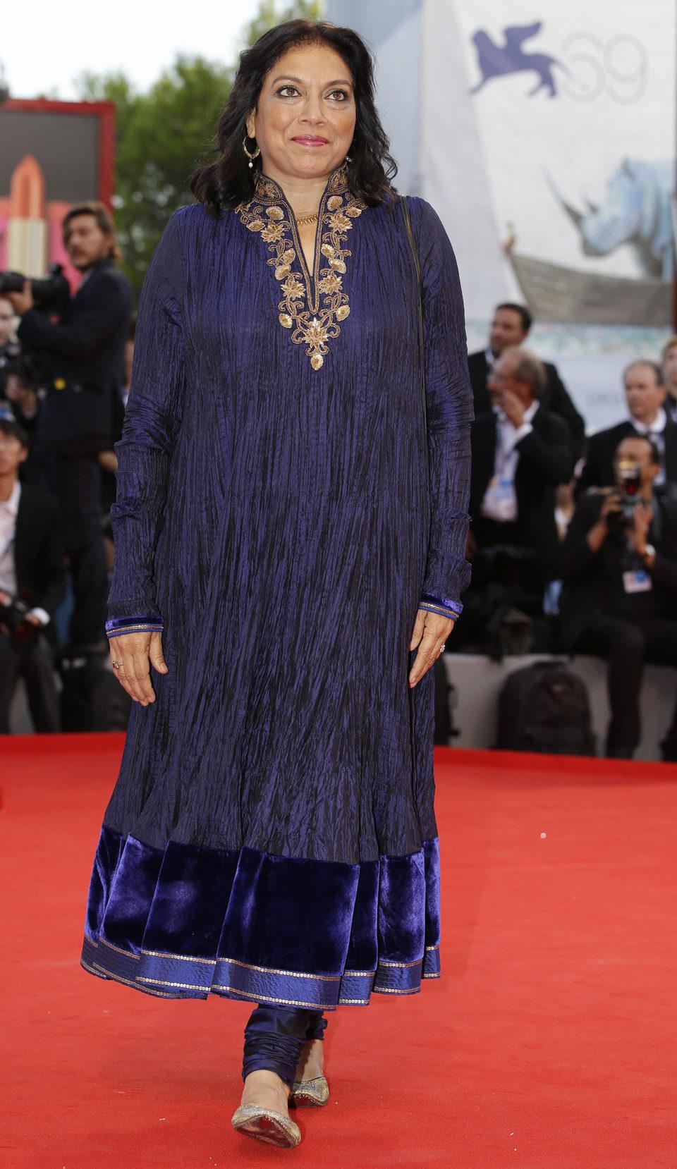 Mira Nair en la Mostra de Venecia 2012